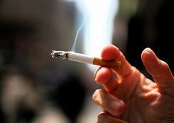 อนุมูลอิสระจากบุหรี่
